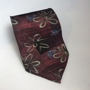 Jerry Garcia Banyan Trees Collection Fourteen Tie